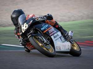 Toowoomba rider stars in Italy