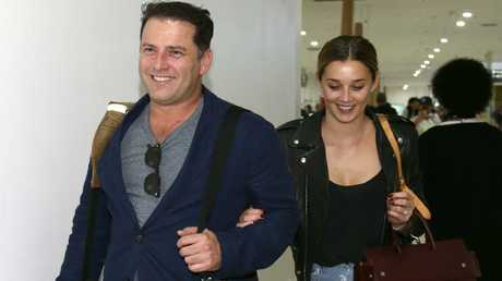 Karl Stefanovic's relationship with Jasmine Yarbrough, almost a decade his junior, was unsettling to loyal fans.