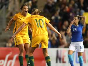 Matildas turn to youth as big guns sit out friendlies