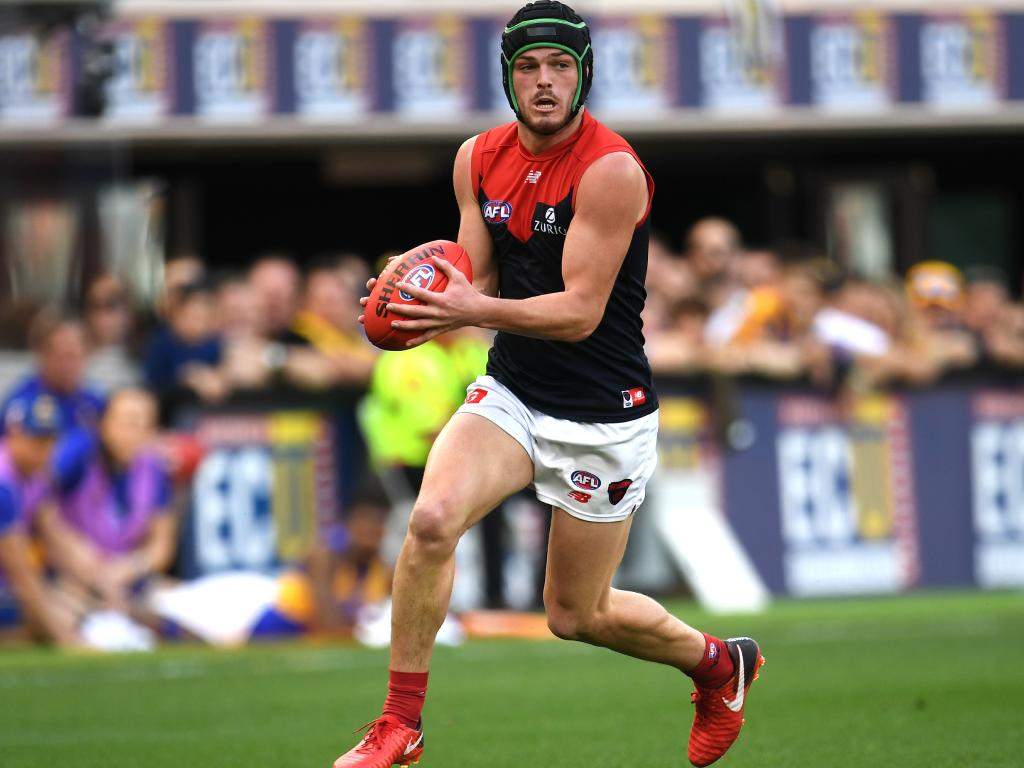 Angus Brayshaw would have had officials very nervous - at least for one moment.