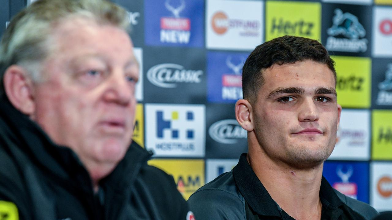 The Nathan Cleary deal is the biggest in the club's history, says Phil Gould. Picture: AAP