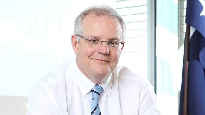Prime Minister Scott Morrison. Picture: Tim Hunter