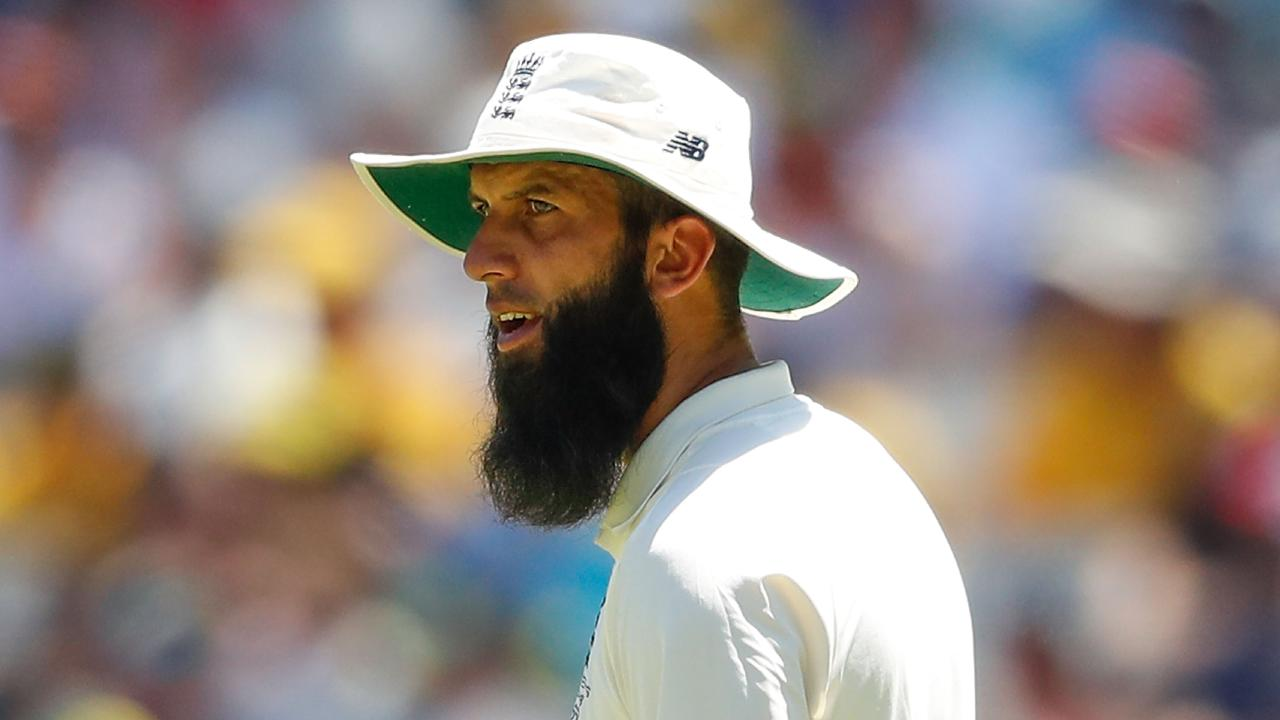 Moeen Ali has claim an unnamed Australia player called him 'Osama' during the 2015 Ashes.