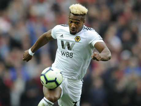 22-year-old Adama Traore is greased lightning.