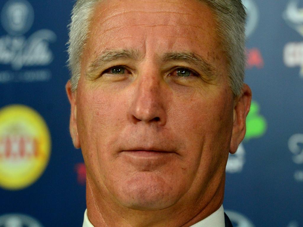 North Queensland Cowboys chairman Lawrence Lancini. Picture: Evan Morgan