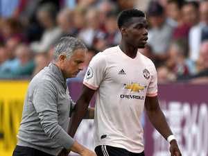 Jose, Pogba feud continues in dressing room showdown