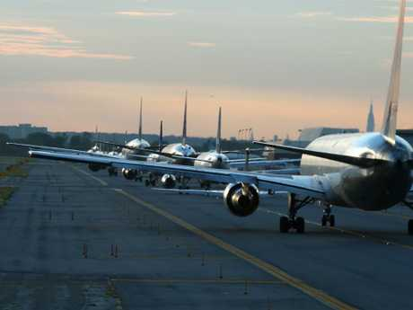 The legislation being considered in Congress this week will set a five-year extension of aviation programs in the US.