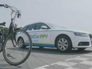 Diet drive: World first calorie burning car
