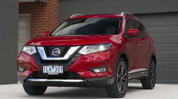 ONE CAR TWO CRITICS: Family test Nissan X-Trail TL Diesel
