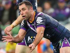 Storm divided on Smith's retirement hint