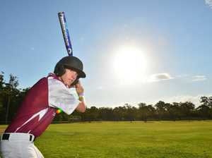 Noosa softballer Ethan Lewis has been selected to