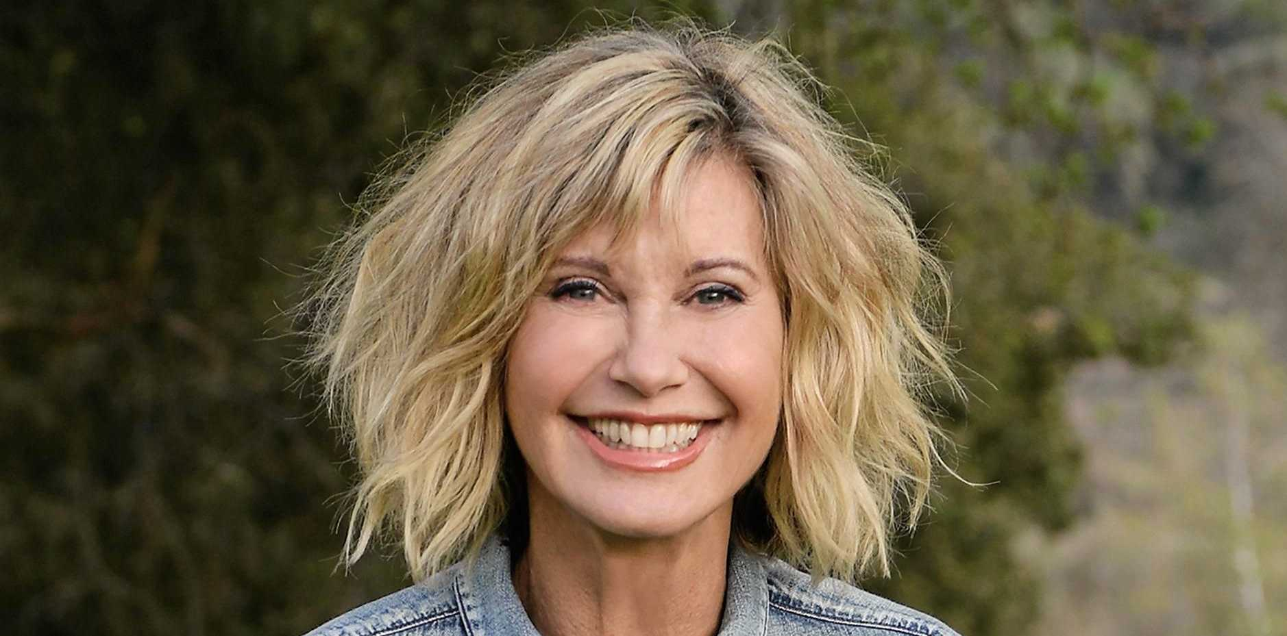 NEW BOOK: Olivia Newton-John's autobiography, Don't Stop Believin'.