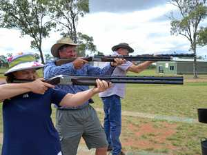 Chinchilla Clay Target Club turns big 5-0