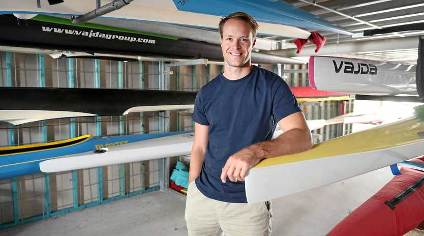 Paralympic canoeist Curtis McGrath lost both legs while on duty as a soldier with Australian forces in Afghanistan in 2012.