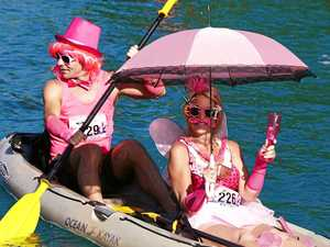 Countdown to Noosa's Paddle in Pink is on