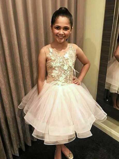 Inara Draper at the Miss Fashion Week Australia.