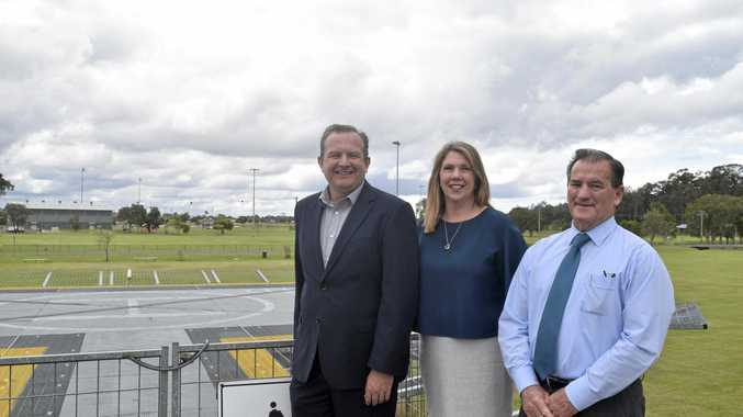 ALP candidate makes Maclean helipad pledge