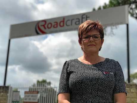 #21 Roadcraft CEO Sharlene Makin.