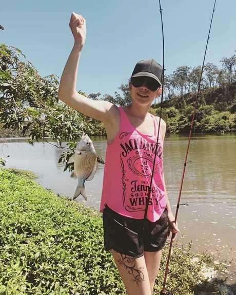 Weekend catch.