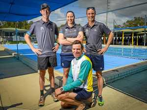 Triathletes give their all at Goldie world championship