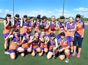 Fraser Coast wins state hockey title after thrilling final