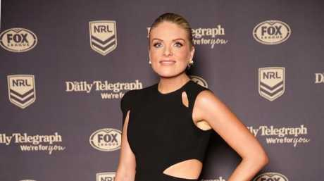 Erin Molan. Picture: Christian Gilles