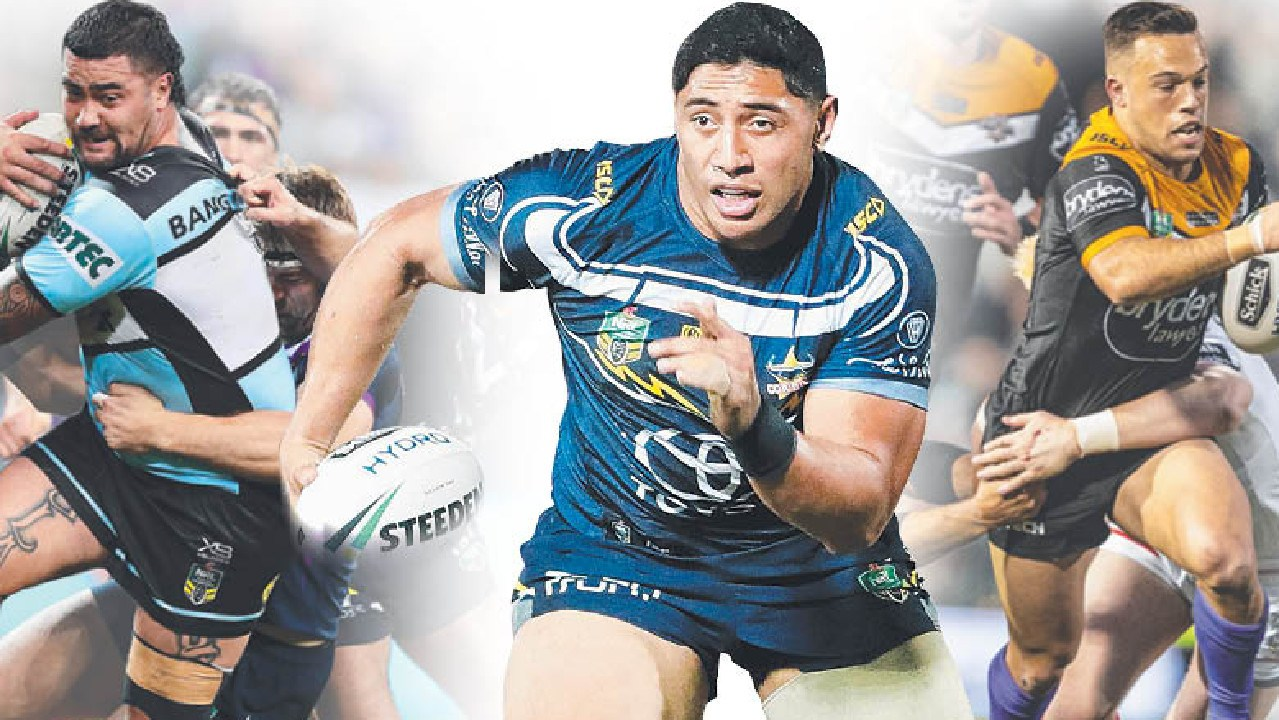 Dally M Team of the Year featured Andrew Fifita, Jason Taumalolo and Luke Brooks.