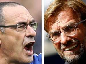 'Wow. What a manager he is': Klopp in awe of Sarri