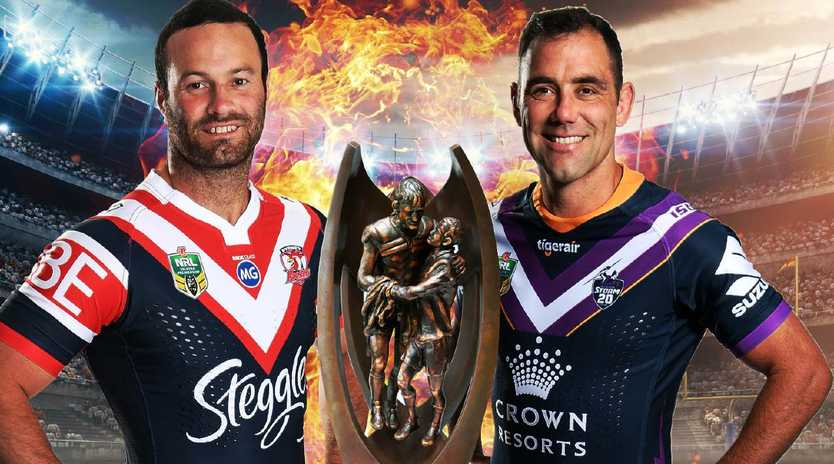 Boyd Cordner and Cameron Smith have led their clubs to yet another grand final.