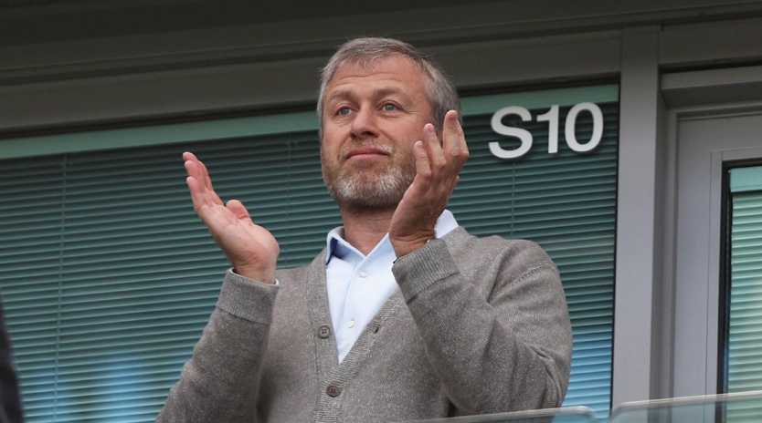 Chelsea owner Abramovich has named his price.
