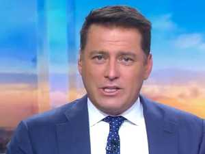 Karl Stefanovic mocks media speculation