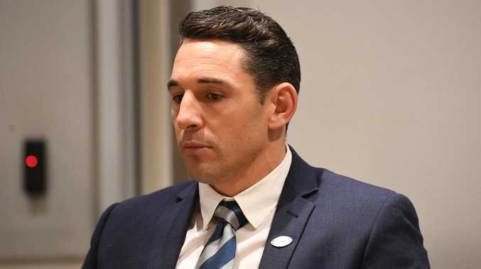 The judiciary fight has left Billy Slater exhausted.
