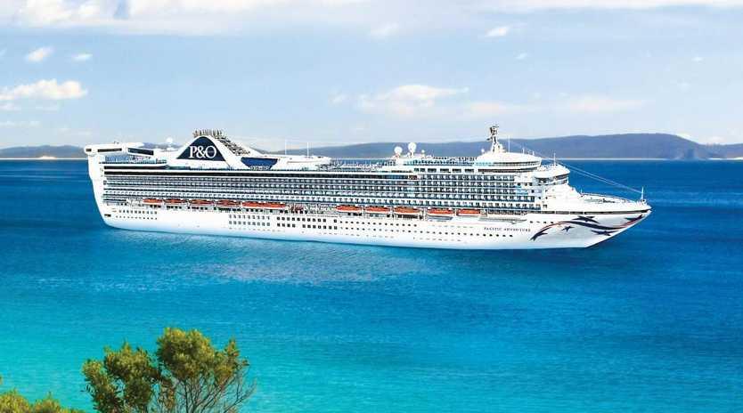 Pacific Adventure will join P&O Australia's fleet in 2020.