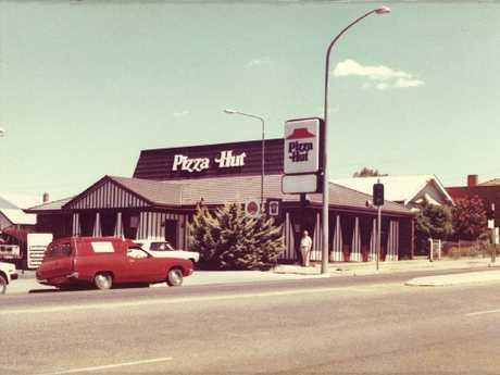 how pizza hut has changed in 60 years rockhampton. Black Bedroom Furniture Sets. Home Design Ideas