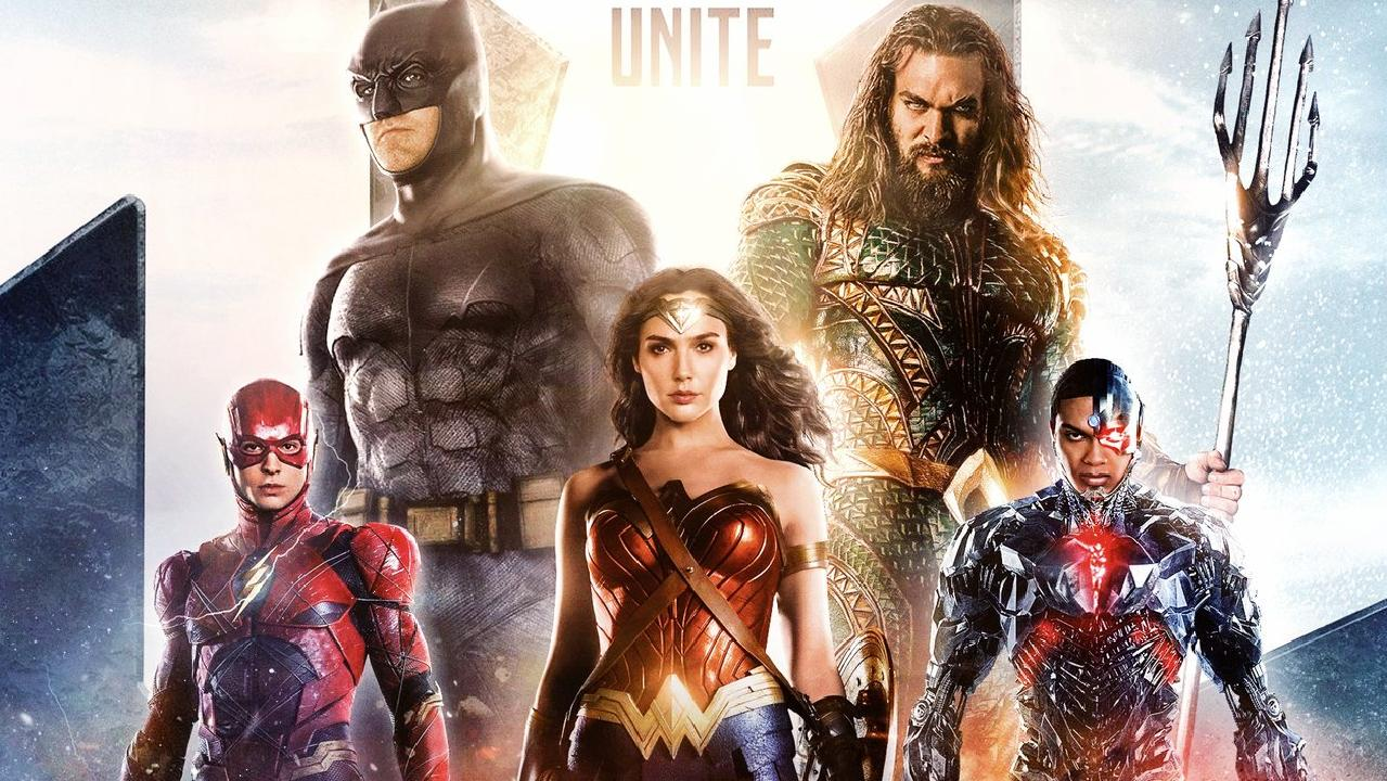 Batman, Wonder Woman and their super-powered pals team up to take on the latest baddie looking to make trouble on Earth.