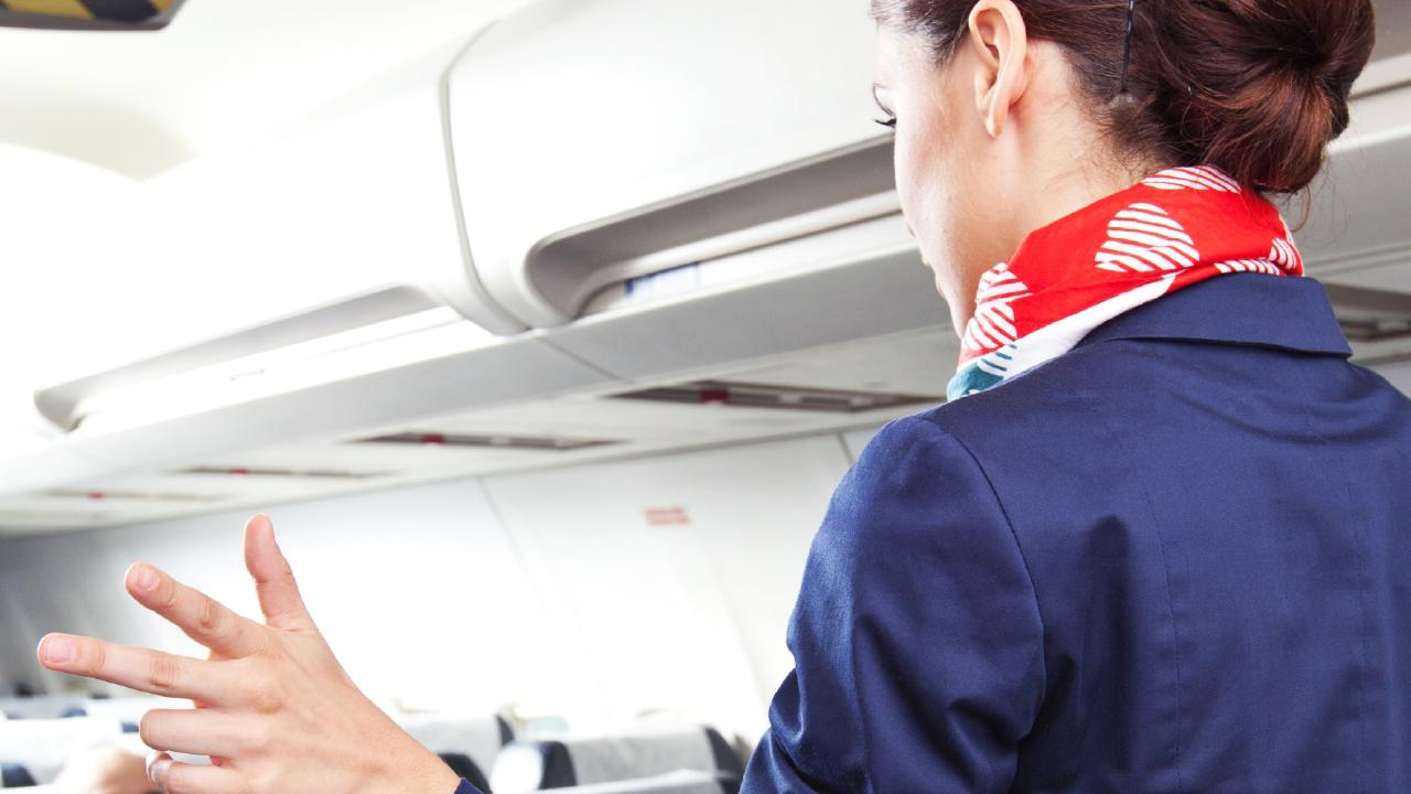 A flight attendant's steamy affairs with colleagues was uncovered after her husband discovered her secret sex diary. Picture: iStock