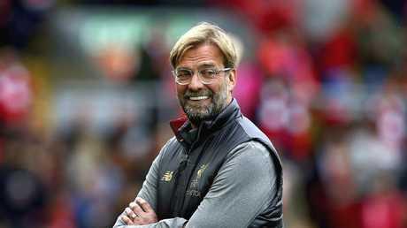 Liverpool manager Klopp likes Sarri's work.