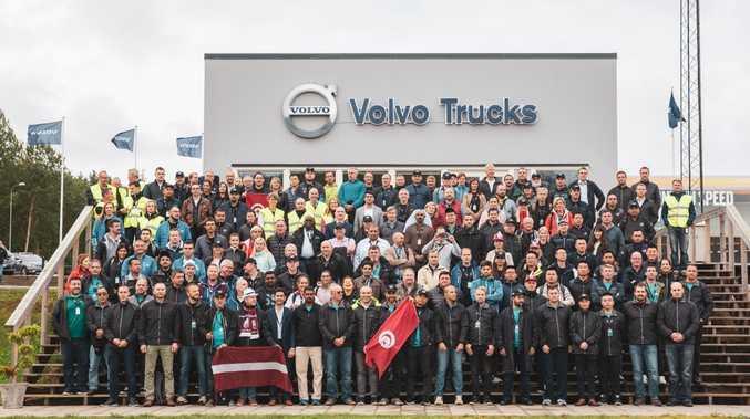 Volvo Drivers Challenge