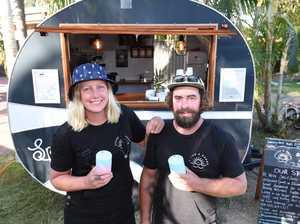 Round & Round Coffee Van on the Fraser Coast