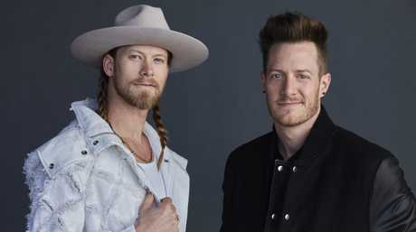 *WARNING EMBARGOED until 7.30pm Thursday September 27* Country music duo Florida Georgia Line will return to Australia in 2019 to headline the CMC Rocks music festival.