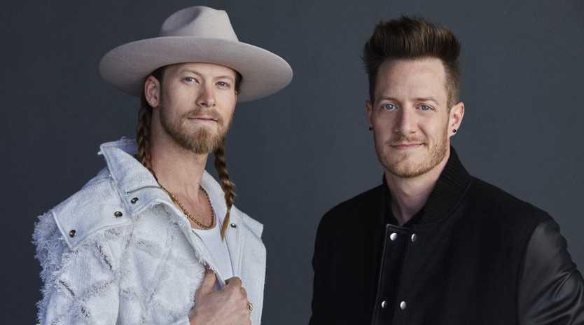 Country music duo Florida Georgia Line will return to Australia in 2019 to headline the CMC Rocks music festival.