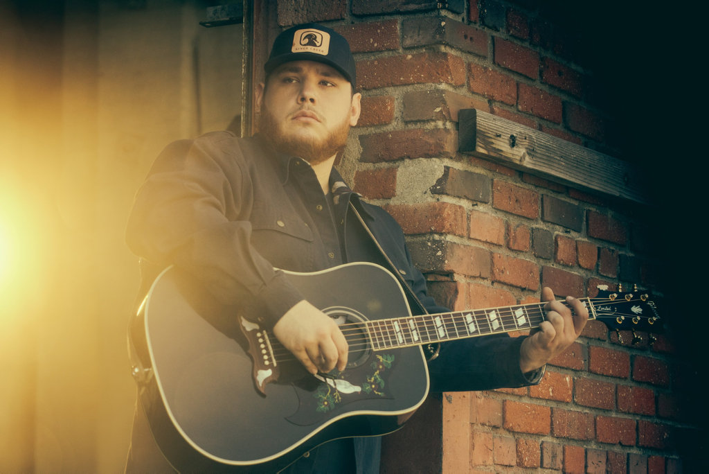 Luke Combs is returning to Willowbank by popular demand.