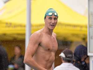 Cameron McEvoy sets sights on Tokyo with new training regime
