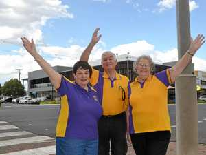Roma Lions Club welcomes guests to the Maranoa