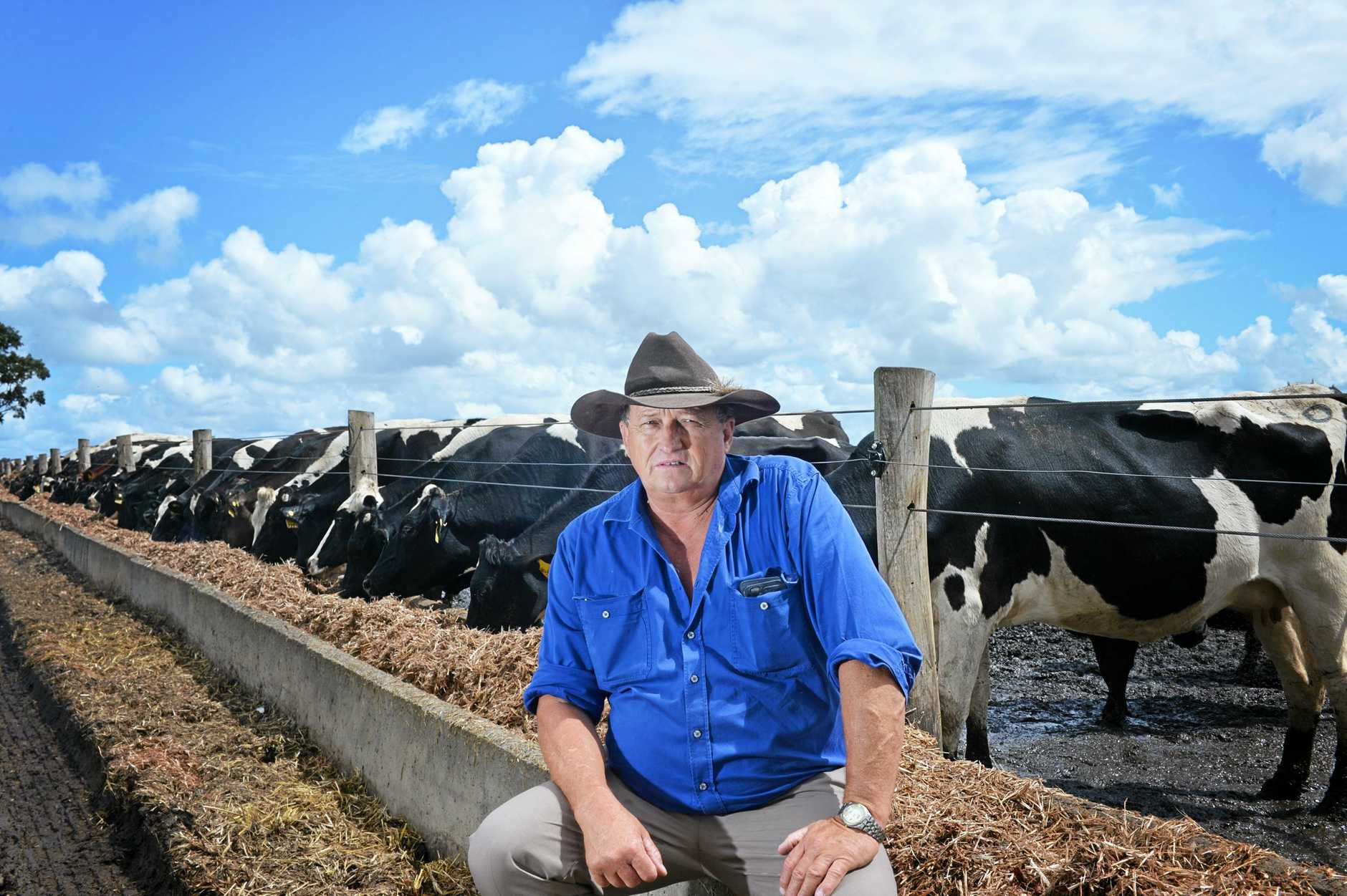 John Cochrane unhappy with the milk situation in Australia.