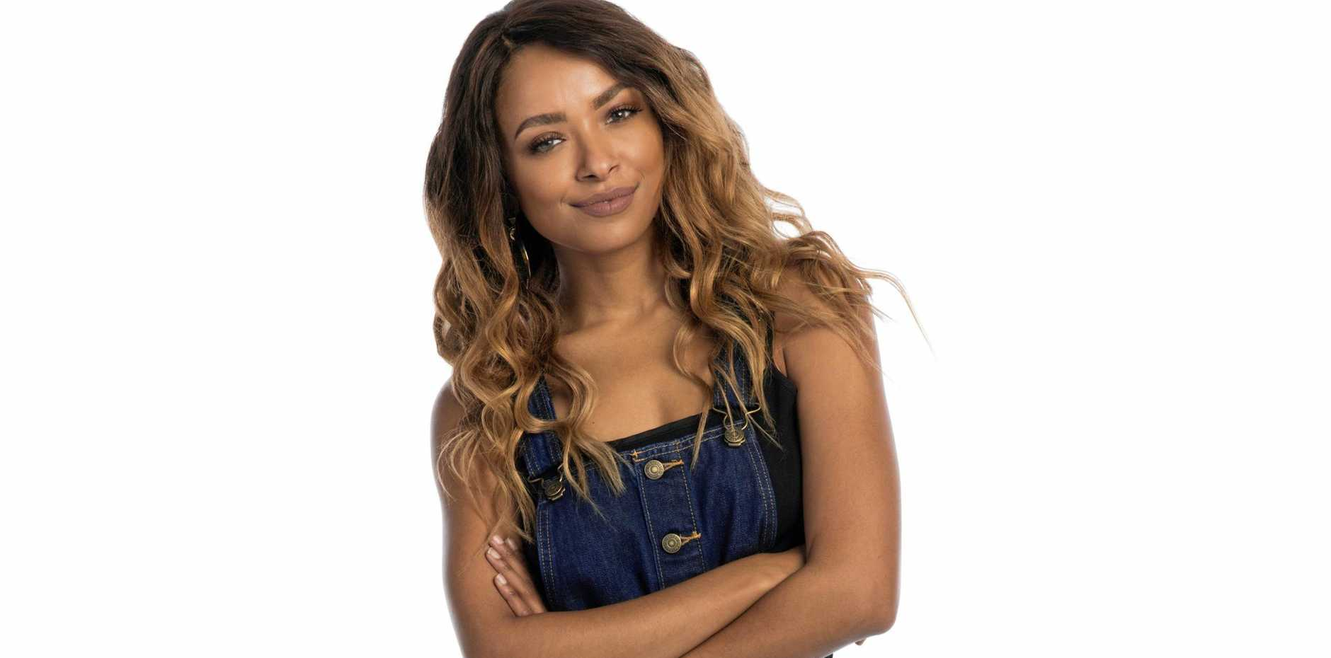 Kat Graham voices April O'Neal in the new TV series Rise of the Teenage Mutant Ninja Turtles.
