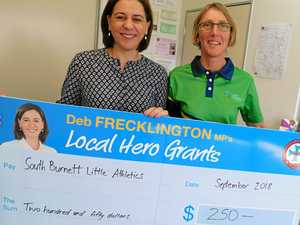 South Burnett coaches benefit from grant