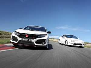 Honda Civic Type R 2018 accessories