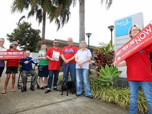 Nurses call for help, claim elderly residents face neglect