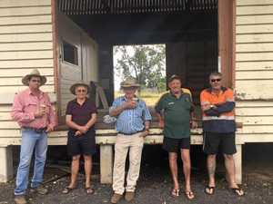 Men's Shed wins grant for much-needed upgrades